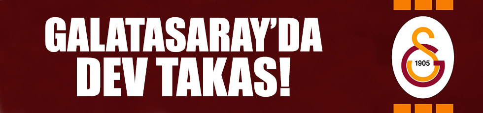 Galatasaray'da Eren-Umut takası