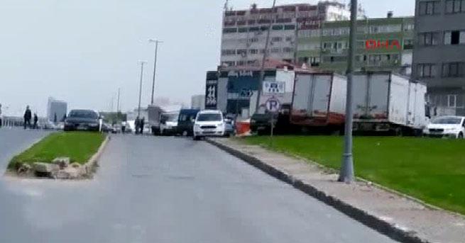 O otomobil Zeytinburnu'nda bulundu
