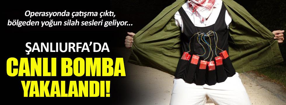 Şanlıurfa'da teröristlerle polis arasında çatışma