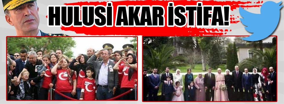 Sosyal medya Hulusi Akar'ın istifasını istedi