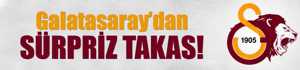 Galatasaray'da Rodallega harekatı