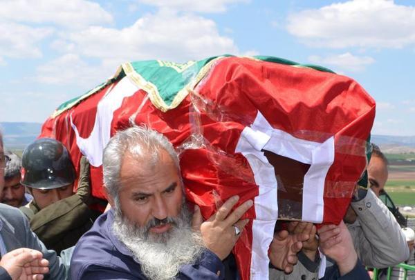 Kore Gazisi'ne koli bantlı uğurlama!