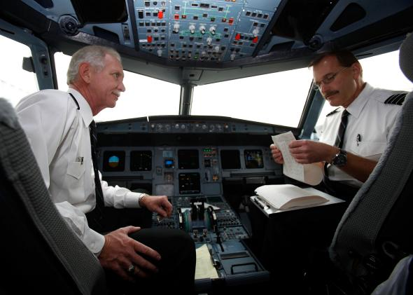Pilot uyuyakaldı felaket son anda engellendi