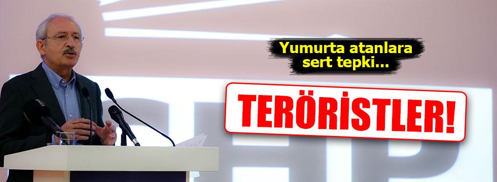Kılıçdaroğlu: Şehit cenazesine yumurtayla gelen terörist