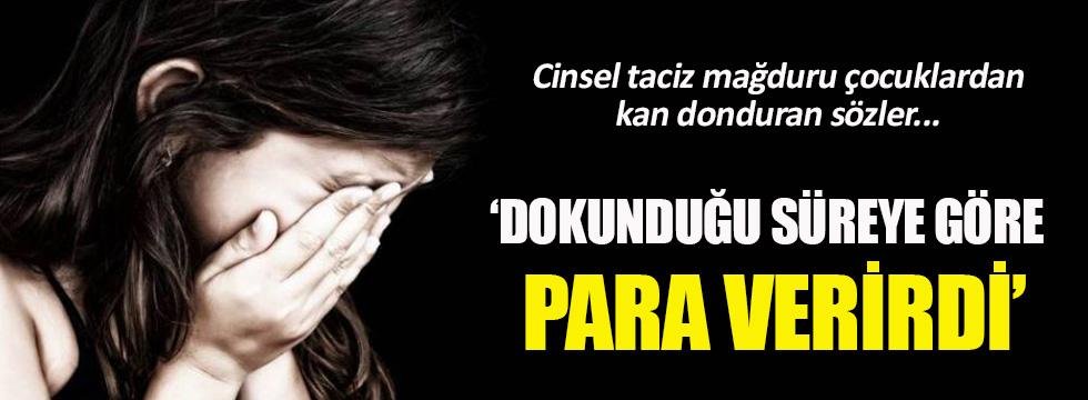 Cinsel taciz mağduru kızlardan kan donduran ifade