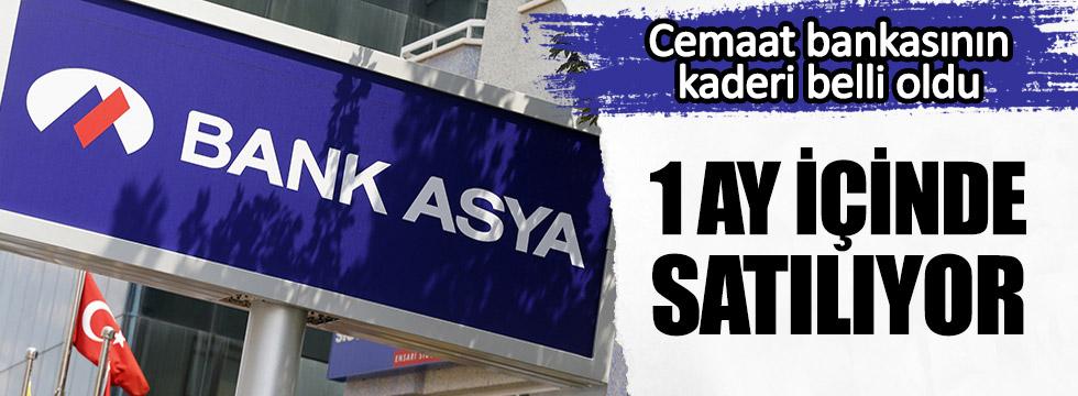 Bank Asya'nın durumu belli oldu