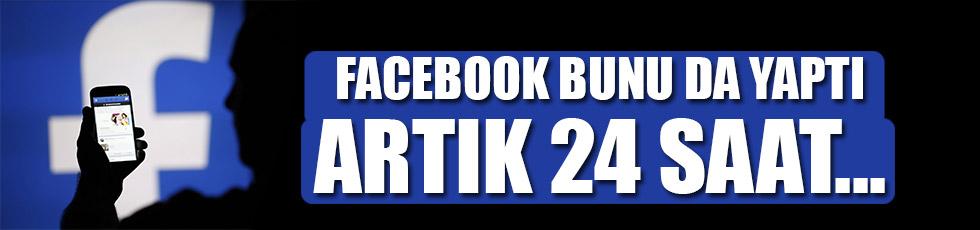 Facebook'tan alternatif periscope
