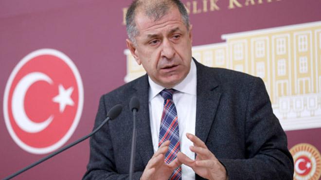 Özdağ, Meclis basın toplantısında GATA kararını eleştirdi