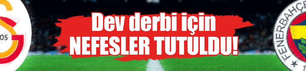 Final maçında Galatasaray ile Fenerbahçe karşı karşıya gelecek.