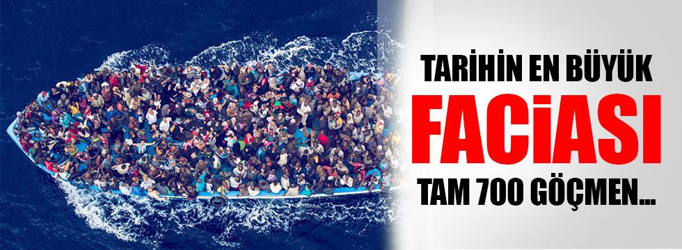 Akdeniz'de ağır bilanço ölü sayısı 700'ü buldu