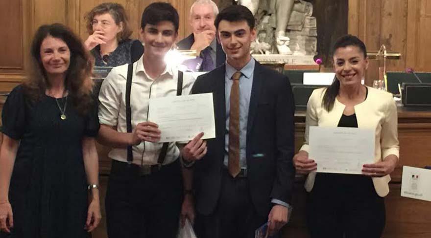 Türk öğrenciler Fransızca'da dünya birincisi oldu