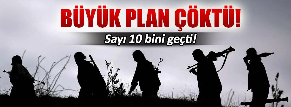 PKK dağa çıkaracak kimse bulamıyor