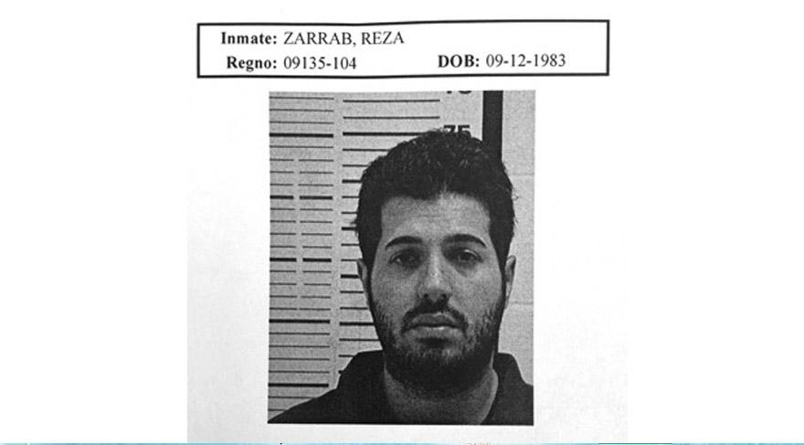 Reza Zarrab zincirle getirilecek