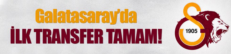 Roman Neustadter Galatasaray'a