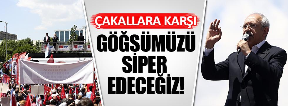 Kılıçdaroğlu'ndan çok sert açıklama!