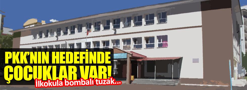 PKK'lı teröristler Van'da iki okula bomba yerleştirdi