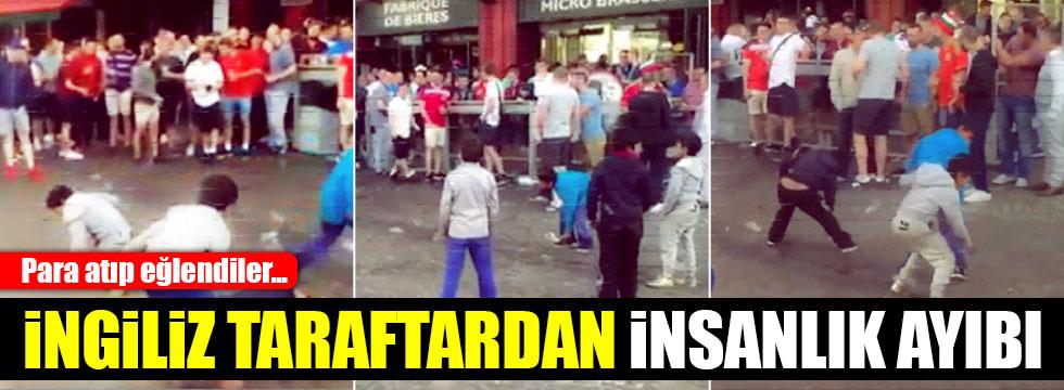 EURO 2016'da İngiliz taraftar skandalı