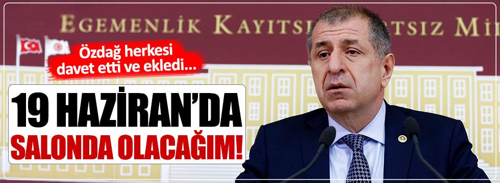 Ümit Özdağ'dan kurultay çağrısı!