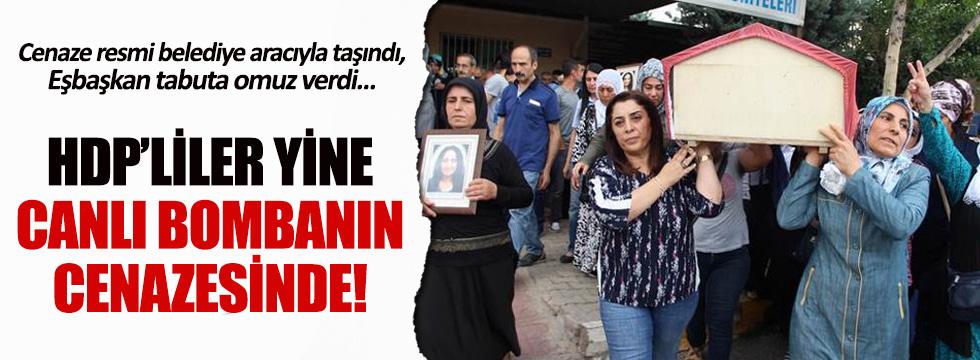 HDP'liler canlı bombayı böyle toprağa verdiler!
