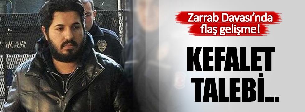 Zarrab'ın kefalet talebi reddedildi