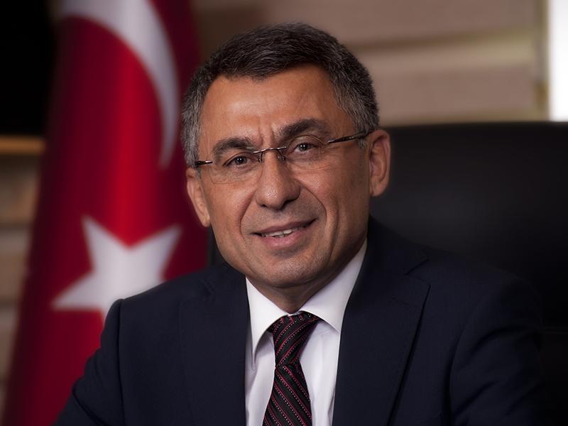 Fuat Oktay Başbakanlık Müsteşarlığı'na atandı