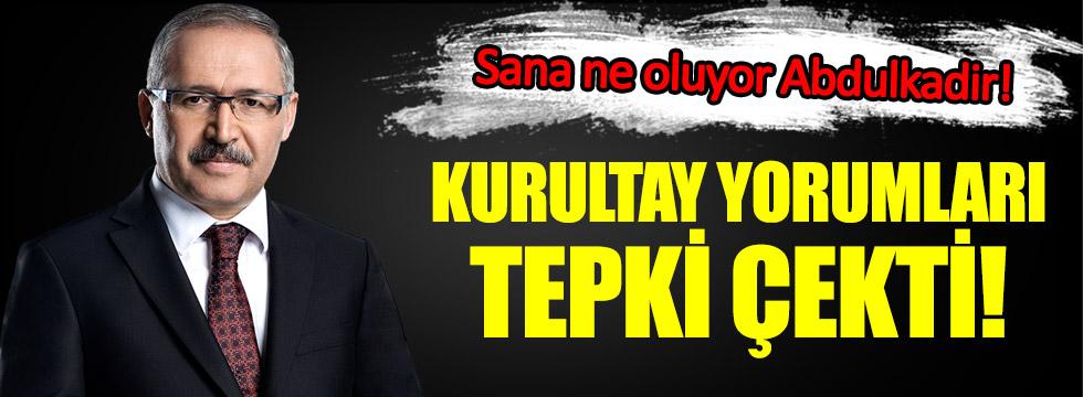 Selvi'nin MHP yorumları tepki çekti