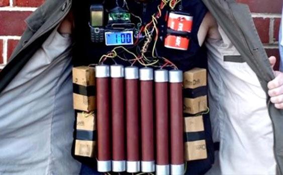 IŞİD´ın canlı bomba kuryesi yakalandı