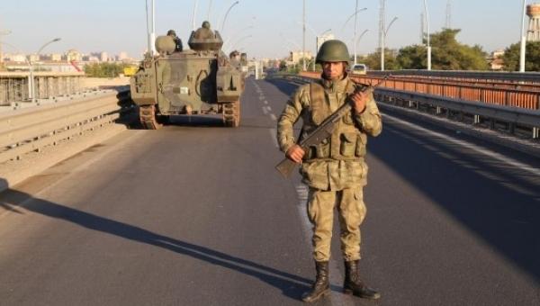 Diyarbakır'da 25 köyde sokağa çıkma yasağı!