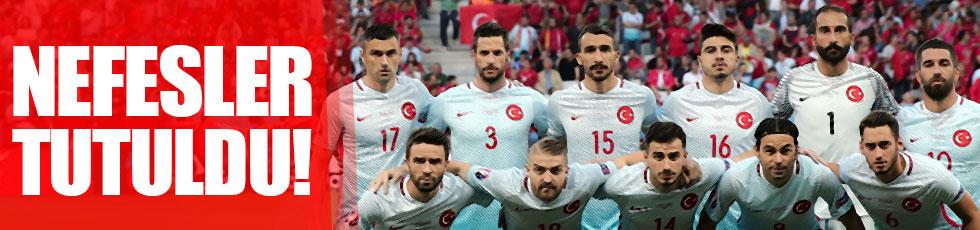 Türkiye kader maçına çıkıyor