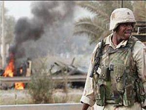 7 Amerikan askeri öldürüldü