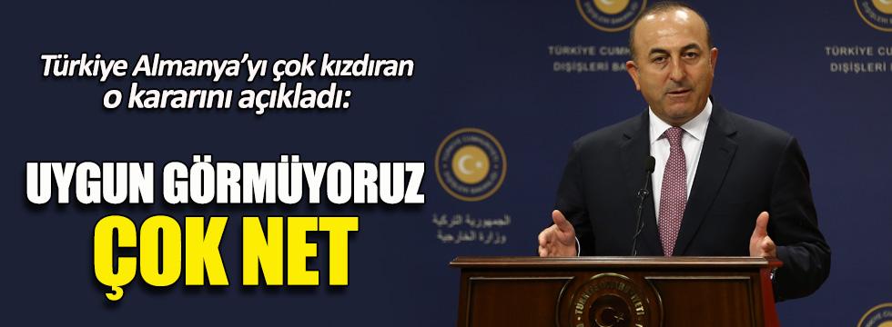 Türkiye'den 'Alman heyet' açıklaması