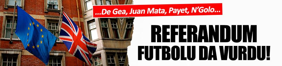 İngiltere'de oynayan yabancı futbolculara kötü haber!