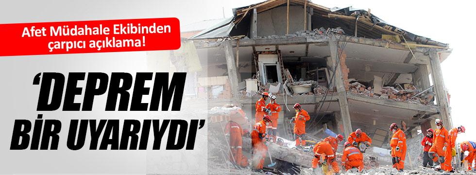 Marmara'yı Sallayan Deprem Ne Anlama Geliyor