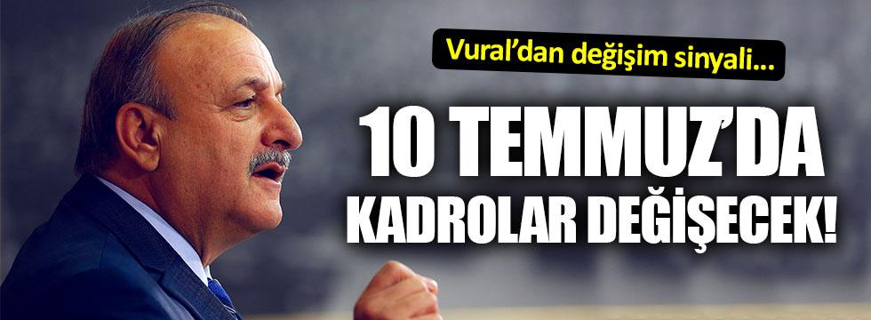Oktay Vural, Akşener'i mi destekleyecek?