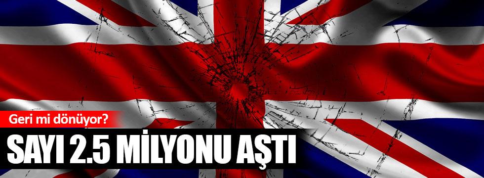 Britanya, AB için ikinci oylama istiyor