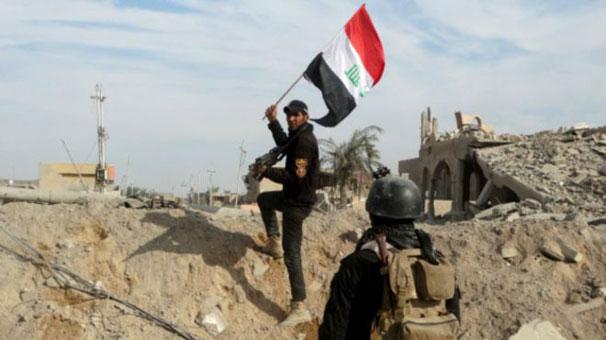Irak ordusu Felluce'yi ele geçirdi