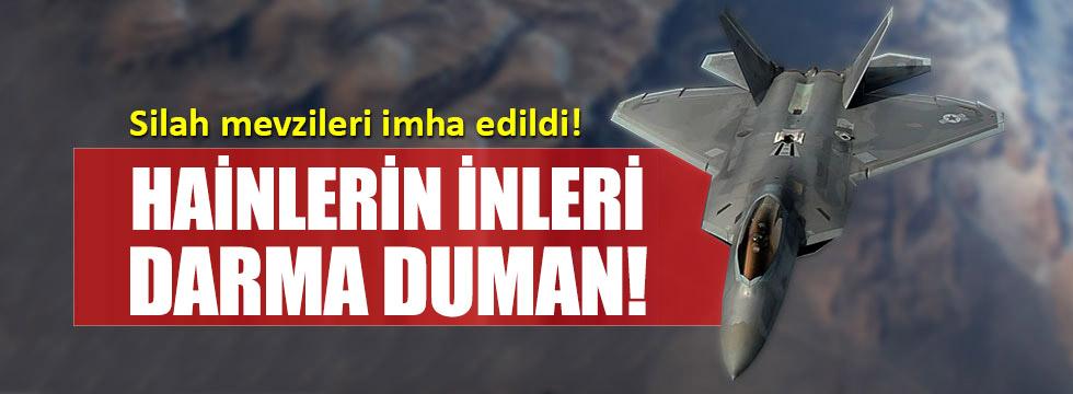 TSK'dan Şemdinli'ye hava harekatı!