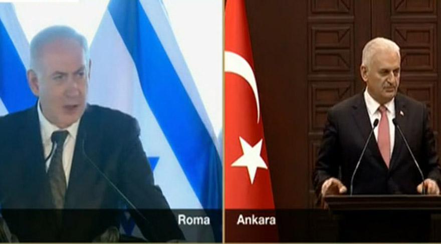 Netanyahu: Gazze'ye deniz ablukası sürecek