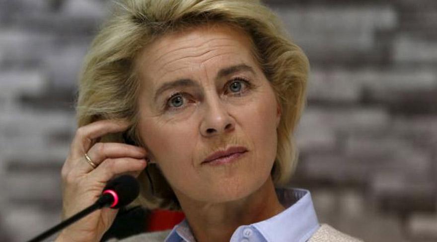 Almanya Savunma Bakanı'na İncirlik izni