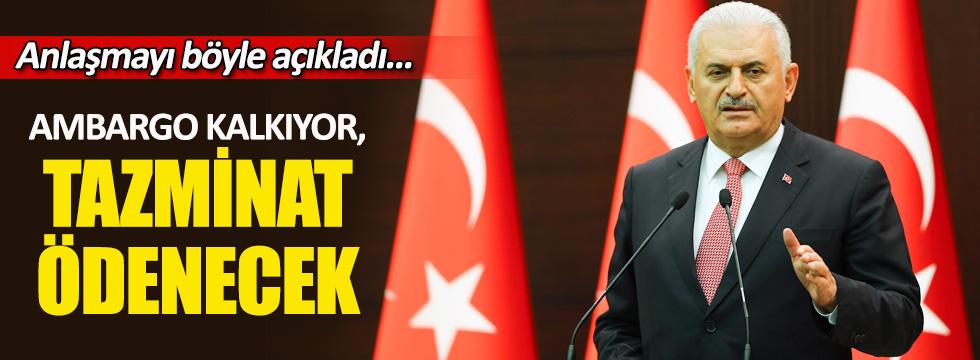 Türkiye-İsrail Anlaşmasının Detayları