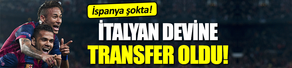Yıldız oyuncu Juventus'ta!