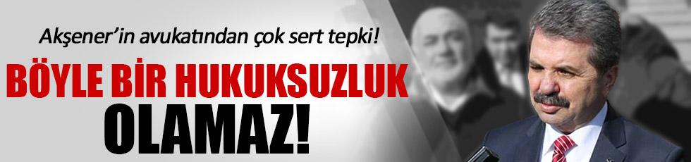 Akşener'in Avukatından Yargıtay'a Sert Tepki