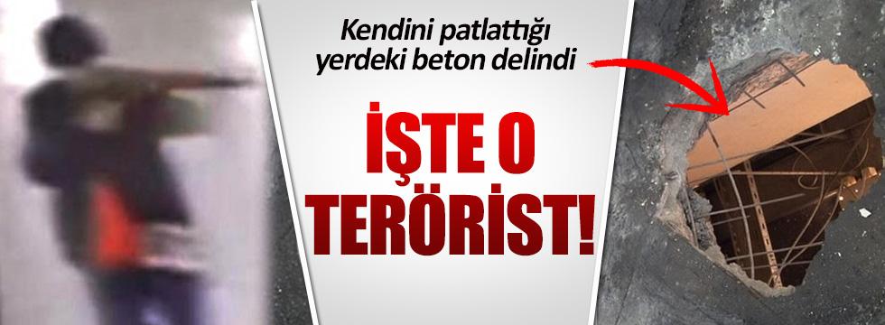 İşte o terörist