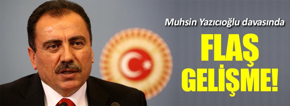 Muhsin Yazıcıoğlu davasında karar verildi!
