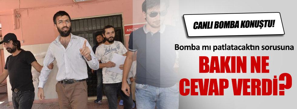 Adana'daki canlı bomba bakın kim çıktı?