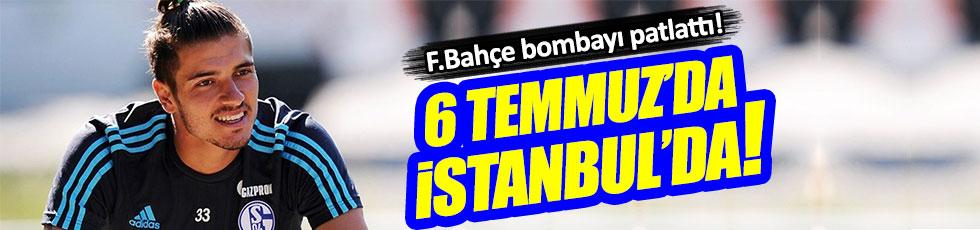 Fenerbahçe Alman yıldızla anlaştı!