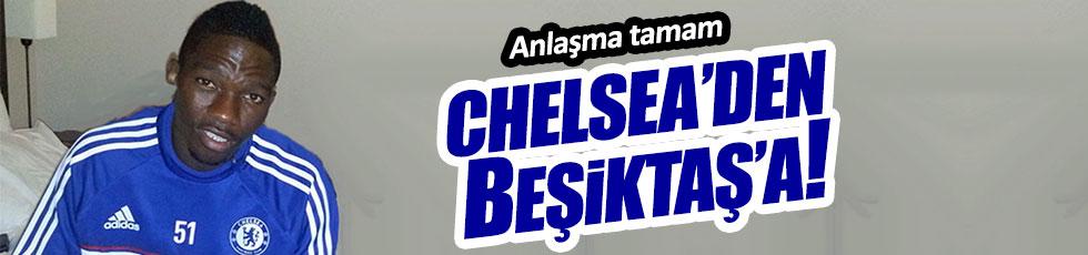 Beşiktaş Chelsea'li Kenneth Omeruo'yu bitirdi!