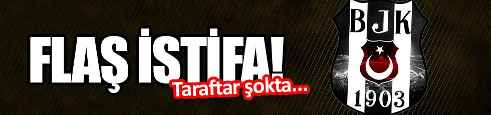 Erdal Torunoğulları'ndan istifa kararı
