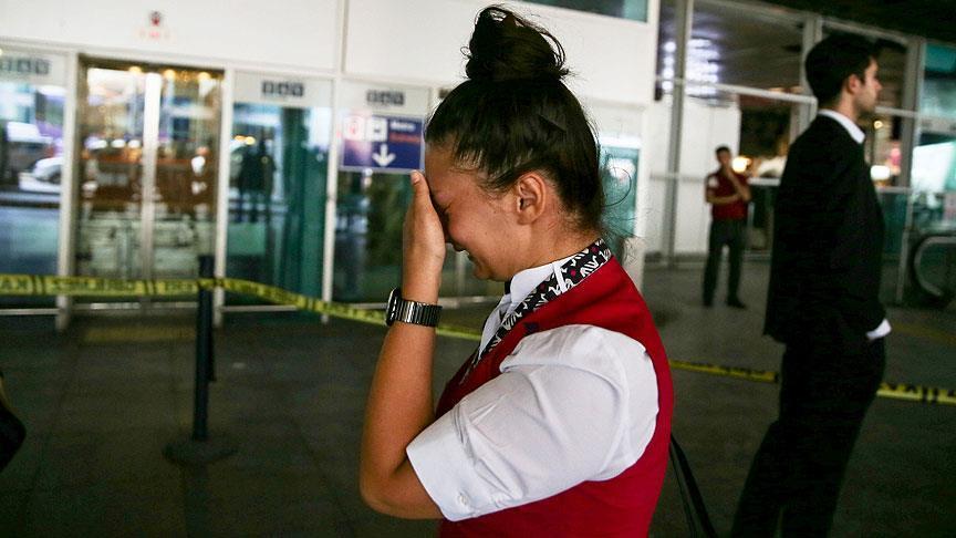 Atatürk Havalimanı çalışanlarına psikososyal destek!
