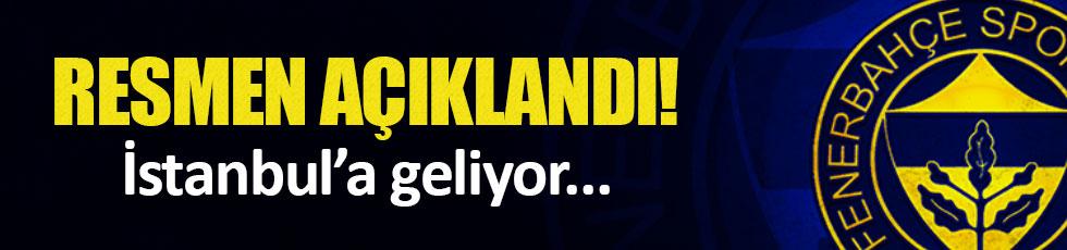 Fenerbahçe Neustadter'i açıkladı